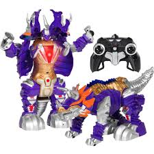 best choice products transformer rc robot dinosaur remote con
