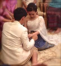 wedding gift exchange thai traditional wedding ceremony learn thai with mod
