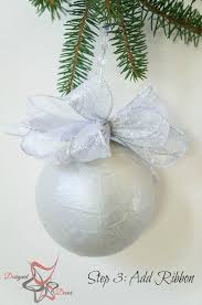 paper mache ornaments decorating on a budget part 1