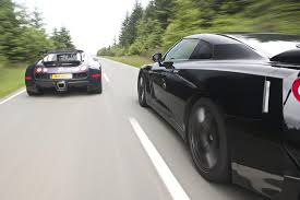 nissan gtr vs nissan gt r v bugatti veyron evo