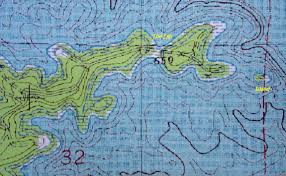 Beavers Bend State Park Map by Scuba With Frank U0026 Laura