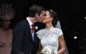 pippa middleton marries james matthews the wedding live