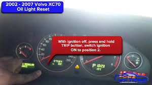 how to reset service indicator light on a volkswagen simple easy