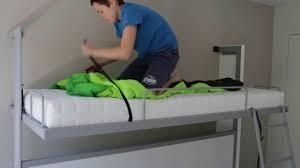 sellex u2013 demonstration video la literal folding bunkbed