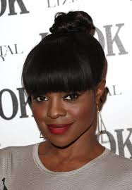 where can you find afro american hair for weaving keisha buchanan knot hairstyle with bangs for african american