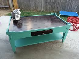 furniture popular turquoise coffee table design ideas before and