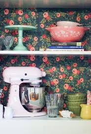 wrapping paper the lazy way to a quick kitchen cabinet makeover