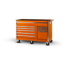 Orange Filing Cabinet International Tech Series 56 In 10 Drawer Roller Cabinet Tool