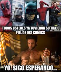 Wolverine Picture Meme - pobre wolverine meme by roni 94 memedroid