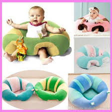 pillow beds for kids baby support seat soft car pillow cushion sofa for 3 6 months