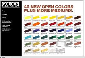 golden paint color chart 56 best color mixing images on pinterest
