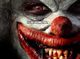 Scary Clown Meme - meme maker scary clown generator
