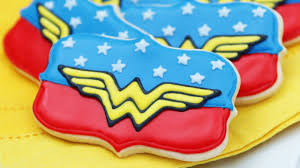 wonder woman cookies dairy free nerdy nummies youtube