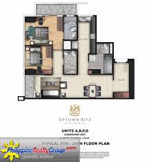 Sqm by Uptown Ritz Residences Makati Metro Manila Philippine Realty Group
