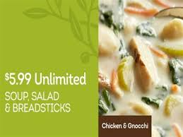 collection of olive garden 5 99 unlimited soup salad breadsticks
