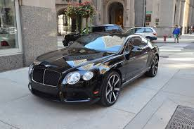 black and gold bentley 2013 bentley continental gt v8 stock b475 for sale near chicago