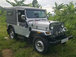 mahindra jeep mahindra classic