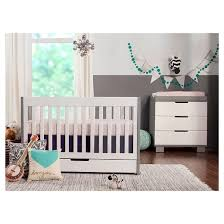 babyletto mercer 3 in 1 convertible crib with toddler rail target