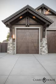 houses with big garages garage door door pattern custom garage doors norman overhead