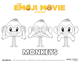 the emoji movie coloring pages getcoloringpages com