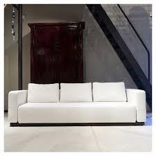 canapé lit blanc colorado canapé lit 2 3 pl convertible softline