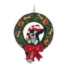 the 2017 annual boston terrier ornament the danbury mint