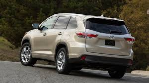 2014 toyota highlander le v6 awd review 2014 toyota highlander rideapart