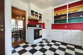 Apartment Therapy Kitchen Cabinets Fun Multi Colored Kitchen Cabinets Apartment Therapy