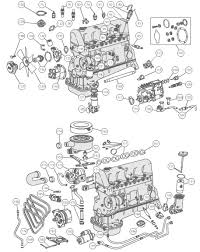 mercedes engine parts mercedes engine 1982 85 300d turbodiesel external engine