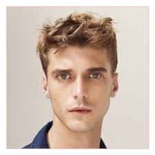 short to medium hairstyles men along with men short blonde hair