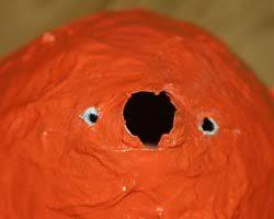 Paper Mache Pumpkin Paper Mache Pumpkins