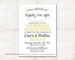 wedding reception invitation templates reception only wedding invitations 8663 also wedding invitations