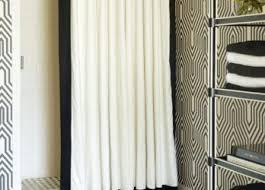 High End Fabric Shower Curtains Bohemianr Curtain Phoebe Paisley World Modern Curtains Fabric