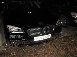 bmw m7 spotted or twin turbo v12 760i