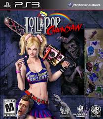 chainsaw lollipop ps3 games i own pinterest chainsaw ps3