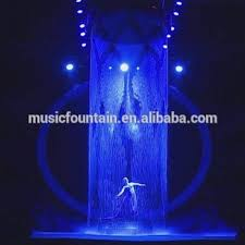 wedding backdrop graphic wedding stage backdrop decoration water curtain graphic waterfall