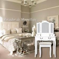 coiffeuse blanche si e avec miroir inclus coiffeuses avec miroir pour la maison ebay
