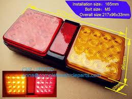 submersible led boat trailer lights buy lights waterproof boat trailer and get free shipping on