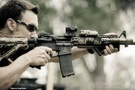 hunting lights for ar 15 ar 15 foregrip light gripping style gunsandammo