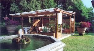 tettoie e pergolati in legno pergolati tettoie gazebo