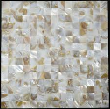 mother of pearl tile kitchen backsplash sea shell mosaic bathroom