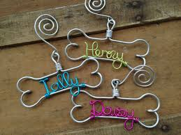 need to get these for my babies personalized pet ornament