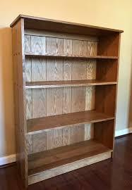 white oak bookcase u2013 christopher d cook blog