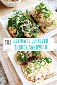 spicy thanksgiving turkey dressing sandwich this worthey
