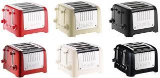 Dualit Toaster Uk Dualit Lite Peek U0026 Pop 4 Slice Toaster