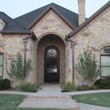 architectures brown brick stone wall themes home design with