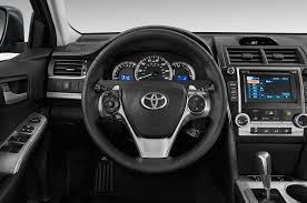 2015 Camry Interior 2014 Toyota Camry Steering Wheel Interior Photo Automotive Com