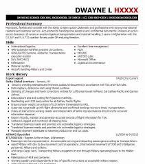 Front Desk Agent Resume Sample by Best Air Import Export Agent Resume Example Livecareer