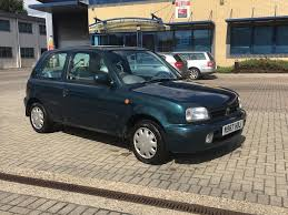 nissan micra super turbo nissan micra 1 3 super s bargain in high wycombe