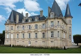 learn about chateau pichon baron bordeaux chateau pichon longueville stock photos bordeaux